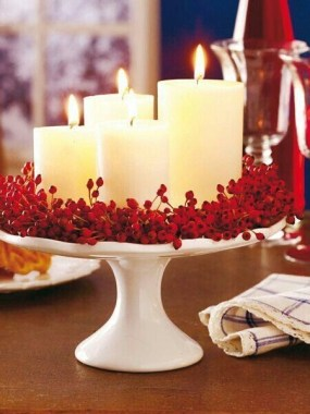 18Rustic Christmas Design Ideas For Your Apartment Décor To Try