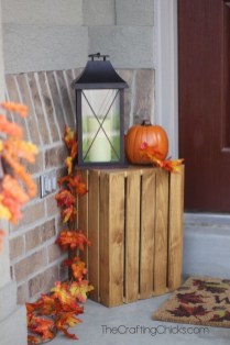 Adorable Fall Diy Decorating Ideas For Patio To Try 10