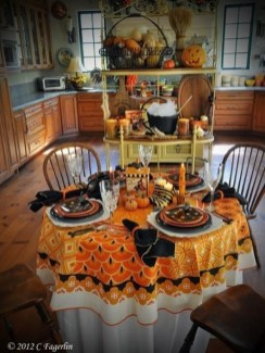 Best Halloween Party Décor Ideas For Dining Table 19