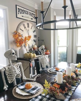 Best Halloween Party Décor Ideas For Dining Table 20