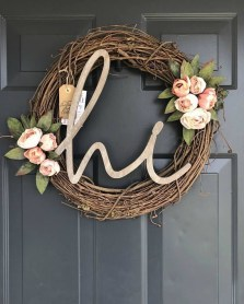 Captivating Diy Front Door Design Ideas For Special Christmas To Try 22
