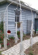Casual Diy Outdoor Halloween Decor Ideas For Your Frontyard 19