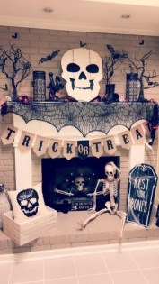Chic Halloween Home Décor Ideas To Your Inspire You 11