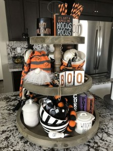 Chic Halloween Home Décor Ideas To Your Inspire You 29