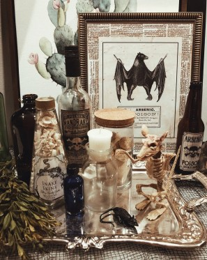 Chic Halloween Home Décor Ideas To Your Inspire You 33