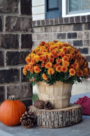 Creative Diy Decor Ideas To Welcome Autumn That Looks Cool 24
