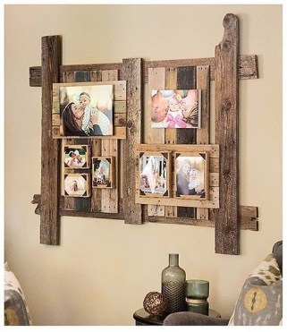 Cute Home Decor Ideas With Wooden Pallet That Looks Amazing 27