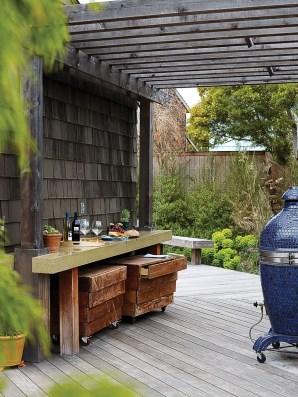 Enchanting Backyard Deck Ideas For Autumn To Try Asap 06