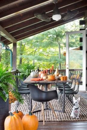 Enchanting Backyard Deck Ideas For Autumn To Try Asap 17