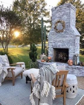 Enchanting Backyard Deck Ideas For Autumn To Try Asap 33