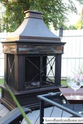 Enchanting Backyard Deck Ideas For Autumn To Try Asap 43