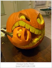 Enchanting Pumpkin Carving Ideas For Halloween In This Year 07