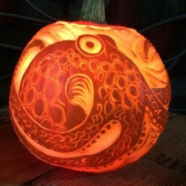 Enchanting Pumpkin Carving Ideas For Halloween In This Year 28