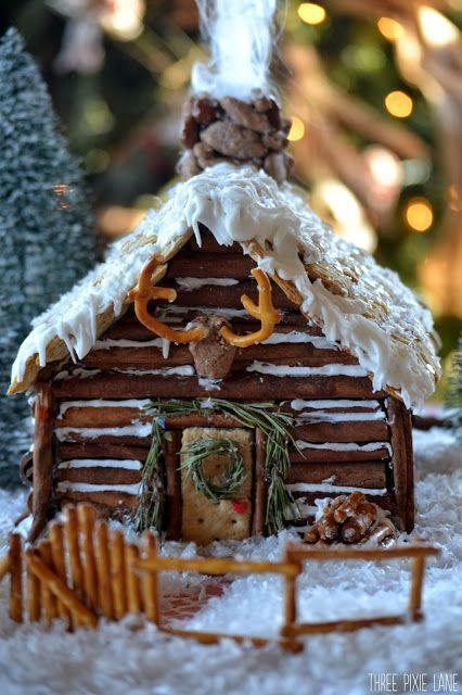 Fantastic Diy Gingerbread House Ideas For Your Décor To Try Asap 17