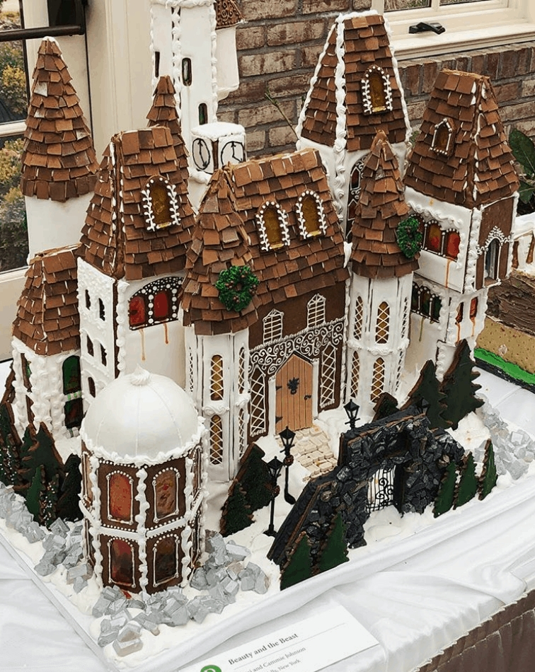 Fantastic Diy Gingerbread House Ideas For Your Décor To Try Asap 36