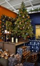 Fascinating Apartment Design Ideas With Beauty Christmas Decor 27