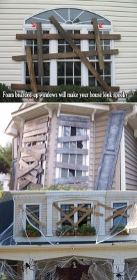 Favored Halloween Diy Pallet Outdoor Decor Ideas To Inspire You 26
