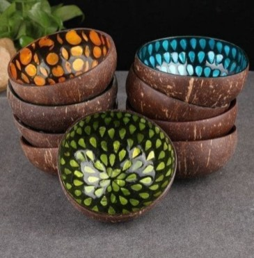 Perfect Diy Coconut Shell Ideas For Everyonen That Simple To Try 33