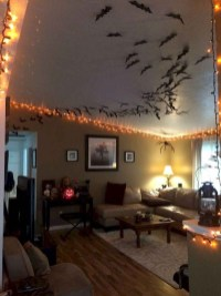 Relaxing Diy Halloween Living Room Decoration Ideas To Try 05