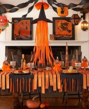 Rustic Halloween Party Decoration Ideas To Try Now 15