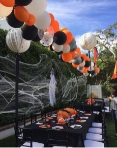 Rustic Halloween Party Decoration Ideas To Try Now 30