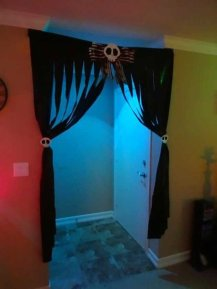Rustic Halloween Party Decoration Ideas To Try Now 31