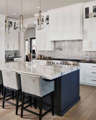 Unique Remodel Kitchen Design Ideas For Upgrade This Fall 35