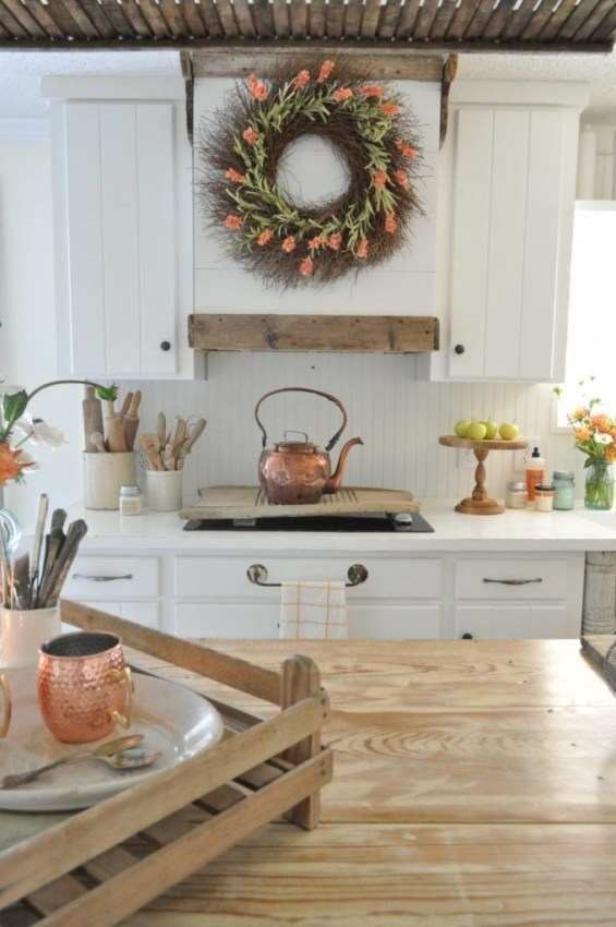 Unique Remodel Kitchen Design Ideas For Upgrade This Fall 48