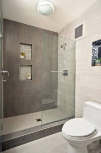 Unrdinary Small Bathroom Design Remodel Ideas With Awesome Tiles To Try 12