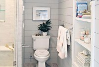 Unrdinary Small Bathroom Design Remodel Ideas With Awesome Tiles To Try 35