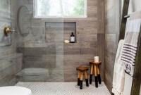 Unusual Remodel Design Ideas To Be Modern Farmhouse Bathroom 39