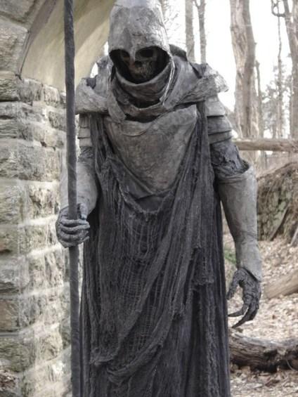 Wonderful Halloween Design Ideas Themed Tomb And Skull Inspire 01