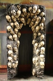 Wonderful Halloween Design Ideas Themed Tomb And Skull Inspire 16