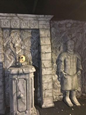 Wonderful Halloween Design Ideas Themed Tomb And Skull Inspire 31