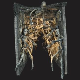 Wonderful Halloween Design Ideas Themed Tomb And Skull Inspire 38