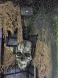Wonderful Halloween Design Ideas Themed Tomb And Skull Inspire 40
