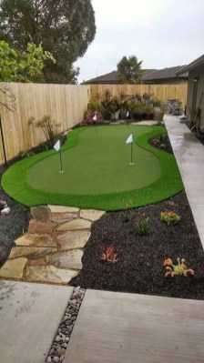 Awesome Backyard Landscaping Design Ideas For Your Home 36
