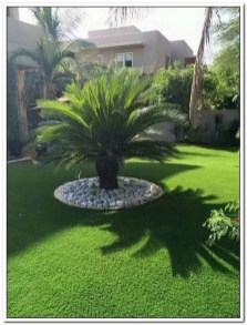 Awesome Backyard Landscaping Design Ideas For Your Home 38