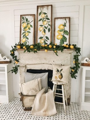 Awesome Summer Decor Ideas With Rustic Farmhouse Style To Try Asap 08