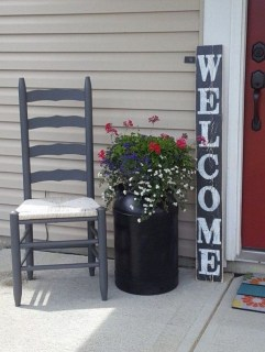 Awesome Summer Decor Ideas With Rustic Farmhouse Style To Try Asap 14