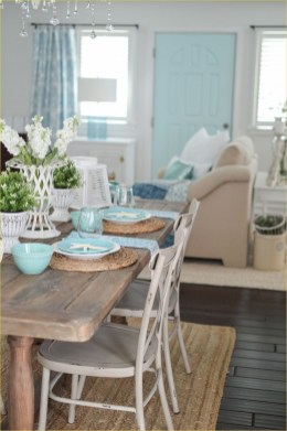 Awesome Summer Decor Ideas With Rustic Farmhouse Style To Try Asap 26