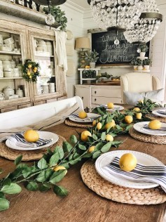 Awesome Summer Decor Ideas With Rustic Farmhouse Style To Try Asap 29