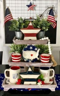 Awesome Summer Decor Ideas With Rustic Farmhouse Style To Try Asap 30