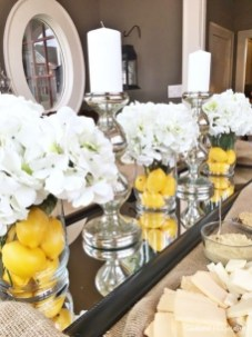 Awesome Summer Decor Ideas With Rustic Farmhouse Style To Try Asap 38