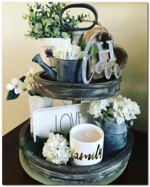 Awesome Summer Decor Ideas With Rustic Farmhouse Style To Try Asap 43