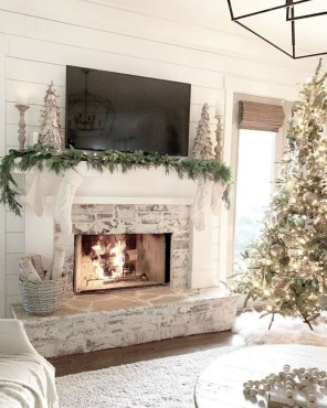 Beautiful Farmhouse Living Room Makeover Decor Ideas To Try Asap 08