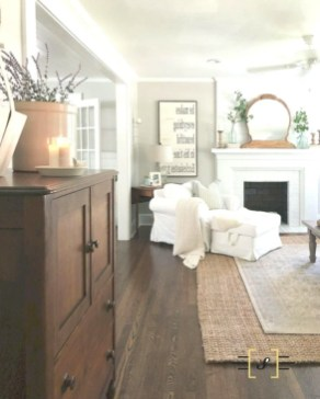 Beautiful Farmhouse Living Room Makeover Decor Ideas To Try Asap 15