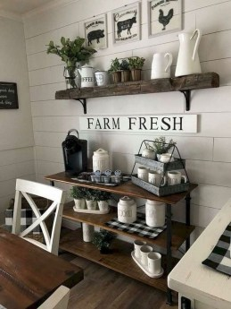 Beautiful Farmhouse Living Room Makeover Decor Ideas To Try Asap 34