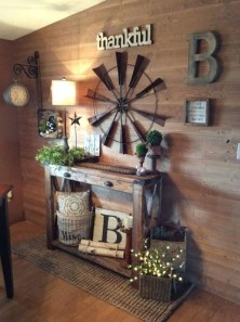 Beautiful Farmhouse Living Room Makeover Decor Ideas To Try Asap 46