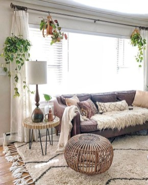 Comfy Farmhouse Living Room Decor Ideas That You Need To See 34